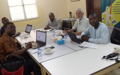 ADFH/GIRE : AEN and its partners had an exchange meeting