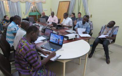 Visite délégation Niger, Sénégal, Tchad